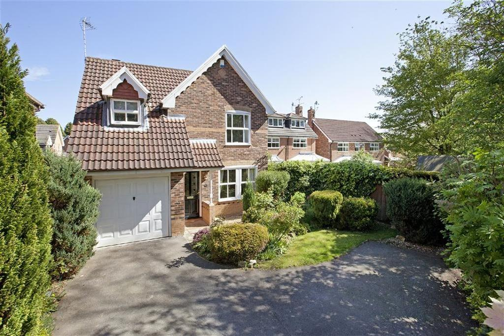 3 Bedrooms Detached House for sale in Appleby Gate, Knaresborough, North Yorkshire