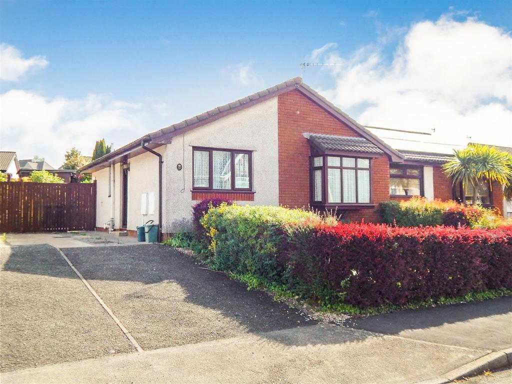3 Bedrooms Semi Detached Bungalow for sale in Ramsey Road, Clydach, Swansea