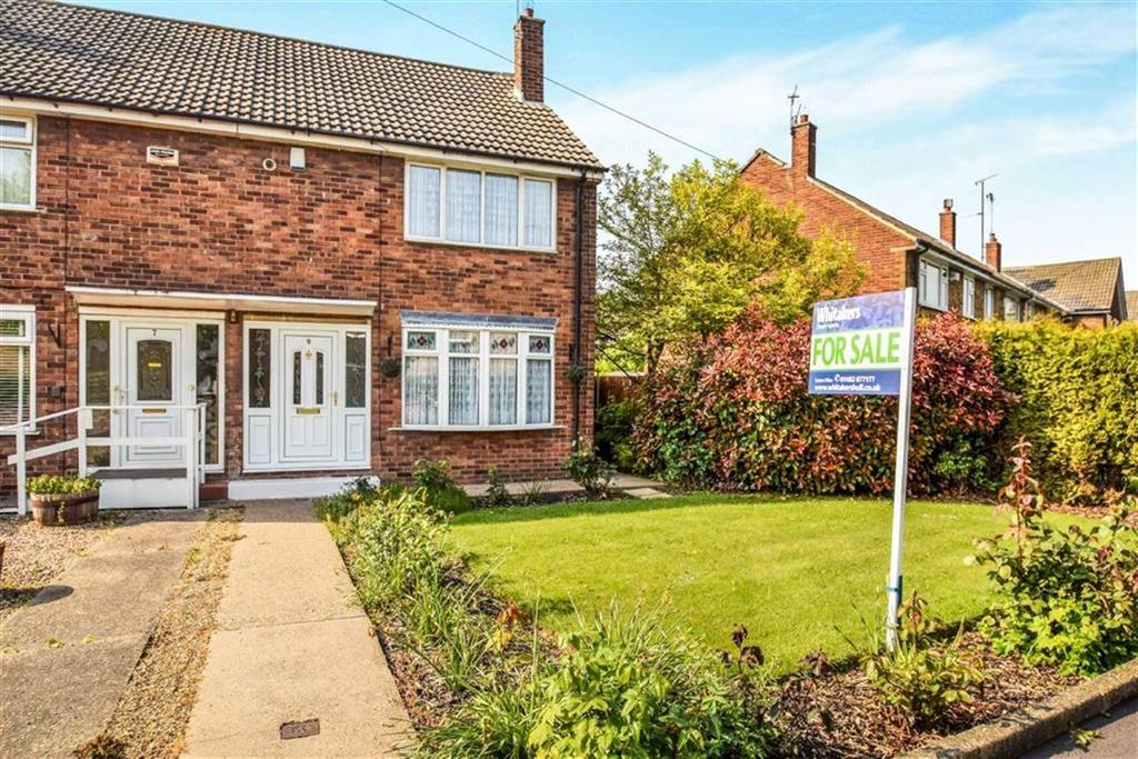 3 Bedrooms Semi Detached House for sale in East Carr Road, Spring Cottage, Hull, HU8