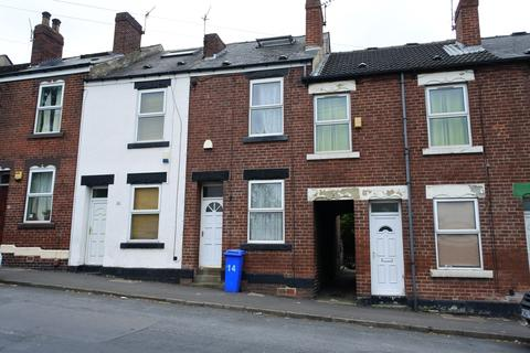 3 bedroom terraced house to rent - Sheffield S2
