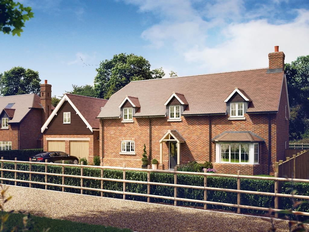 5 Bedrooms Detached House for sale in Upper Froyle, Alton, Hampshire