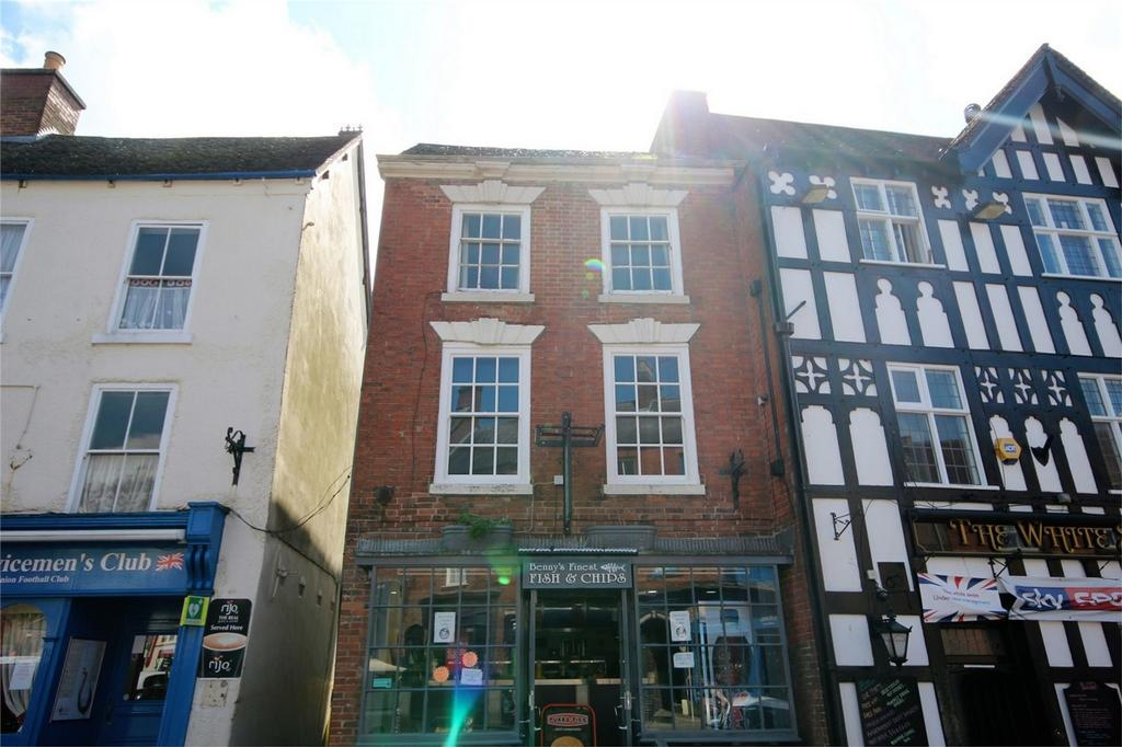 1 Bedroom Flat for sale in Market Place, Ashbourne, Derbyshire