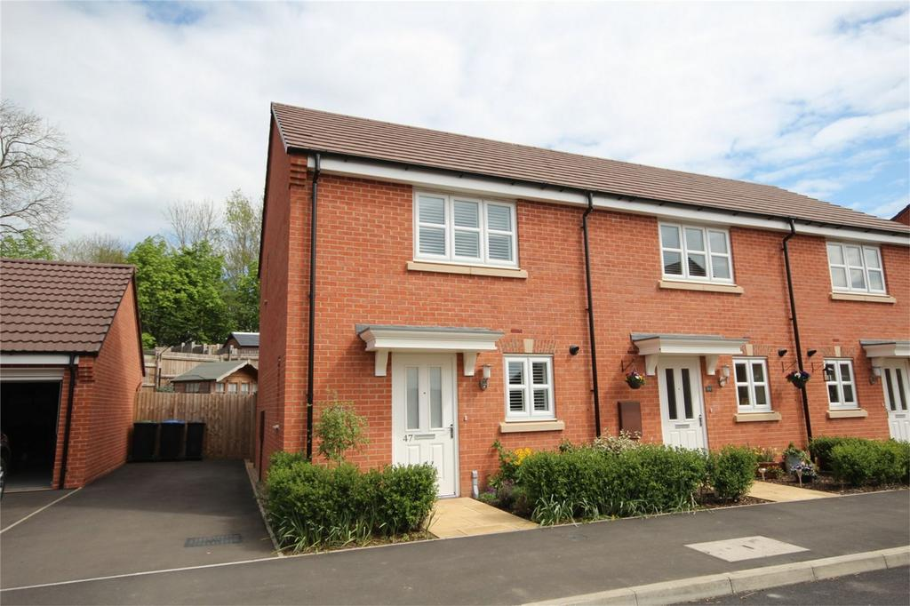 2 Bedrooms End Of Terrace House for sale in Lodge Farm Chase, Ashbourne, Derbyshire