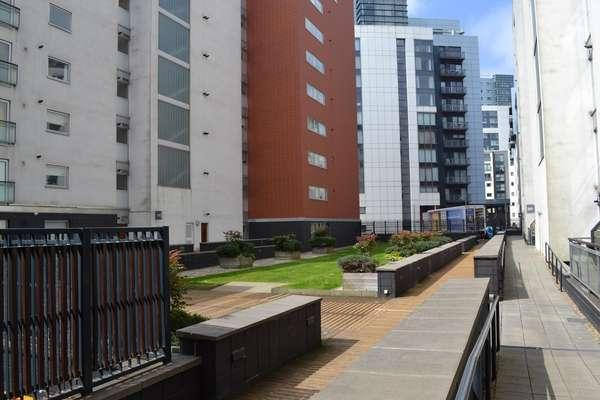 1 Bedroom Flat for sale in 4/3, 303 Glasgow Harbour Terraces, Glasgow, G11 6BQ