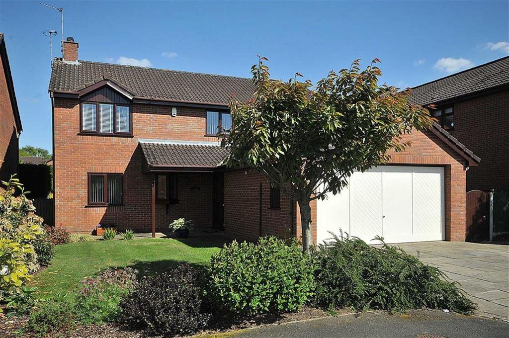 4 Bedrooms Detached House for sale in Belfry Drive, Tytherington