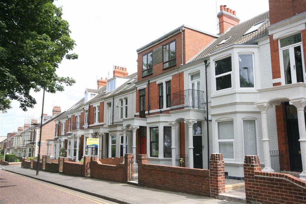 4 Bedrooms Terraced House for sale in Park Avenue, Whitley Bay, Tyne Wear, NE26