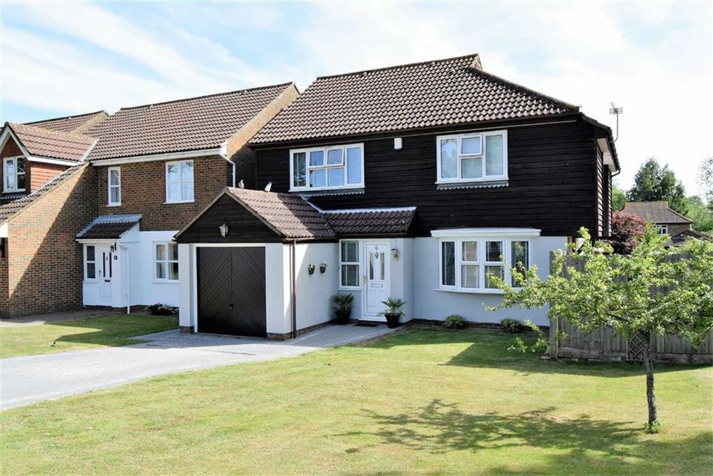 4 Bedrooms Detached House for sale in Harrow Road, Rainham, Kent, ME7