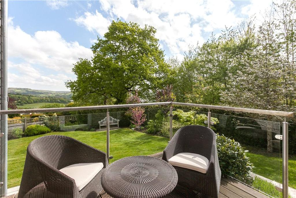 4 Bedrooms Detached House for sale in Charlcombe Lane, Lansdown, Bath, Somerset, BA1