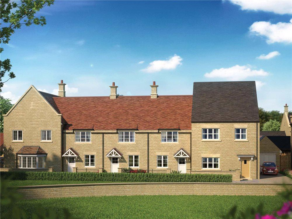 2 Bedrooms Residential Development Commercial for sale in Plot 62 Highworth, Leamington Road, Broadway, Worcestershire, WR12