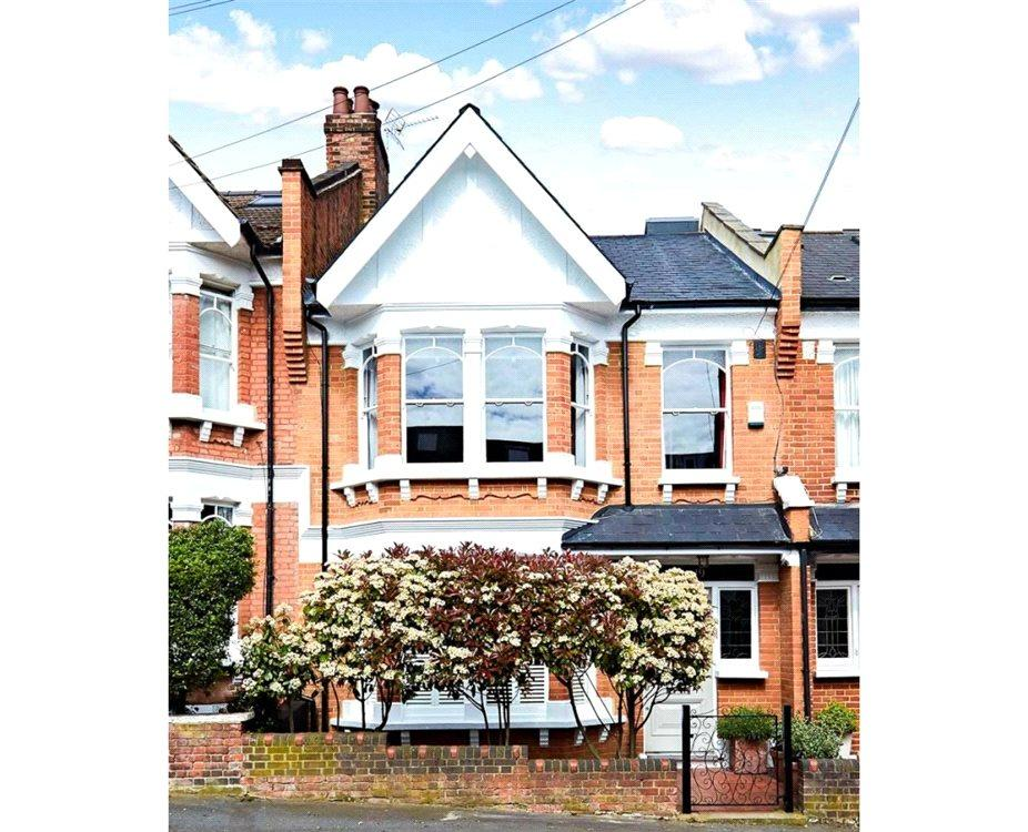 4 Bedrooms Terraced House for sale in Frankfurt Road, North Dulwich, London, SE24