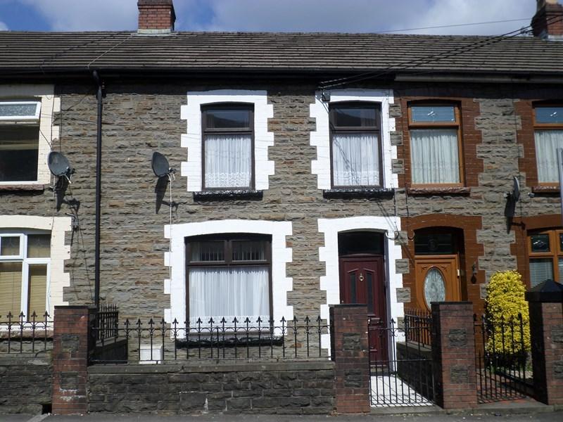 3 Bedrooms Terraced House for sale in Glanville Terrace, Maerdy, Ferndale