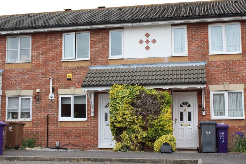 2 Bedrooms Terraced House for sale in Sale Drive, Clothall Common, Baldock, Hertfordshire