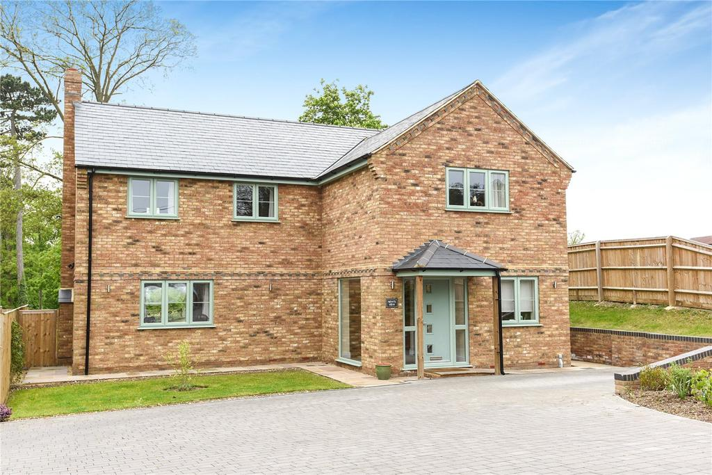 5 Bedrooms Detached House for sale in Stone, Aylesbury, Buckinghamshire