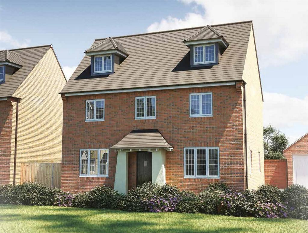 4 Bedrooms Detached House for sale in Botley, Southampton, Hampshire