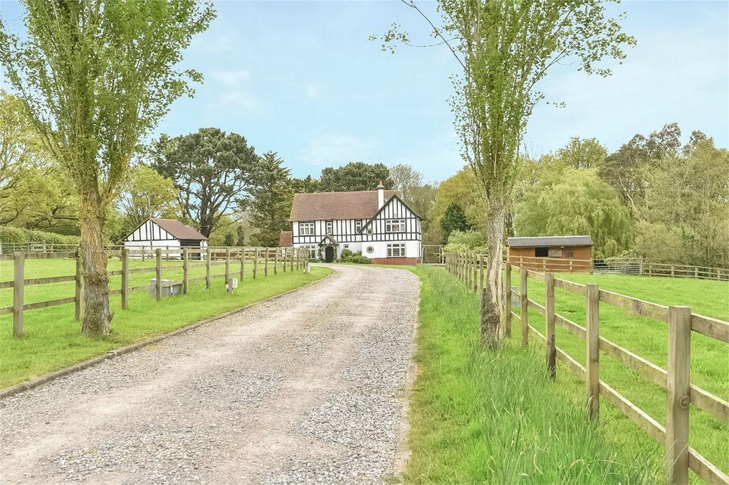4 Bedrooms Detached House for sale in Burridge, Hampshire