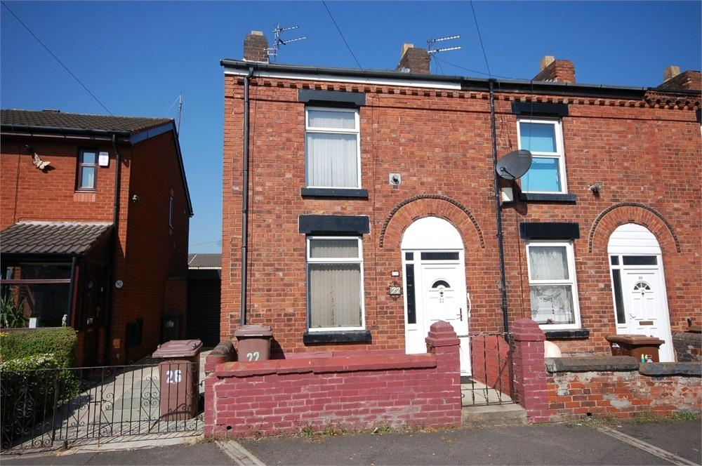 2 Bedrooms Terraced House for sale in Allanson Street, Parr, ST HELENS, Merseyside