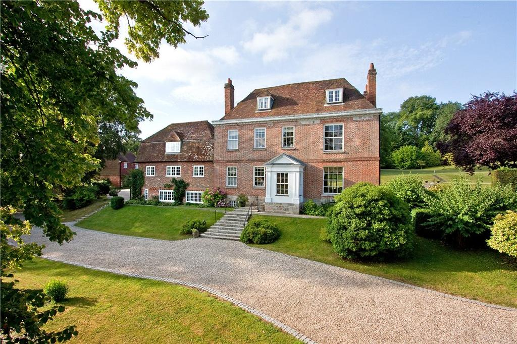 6 Bedrooms Detached House for sale in Church Lane, Easton, Winchester, Hampshire, SO21