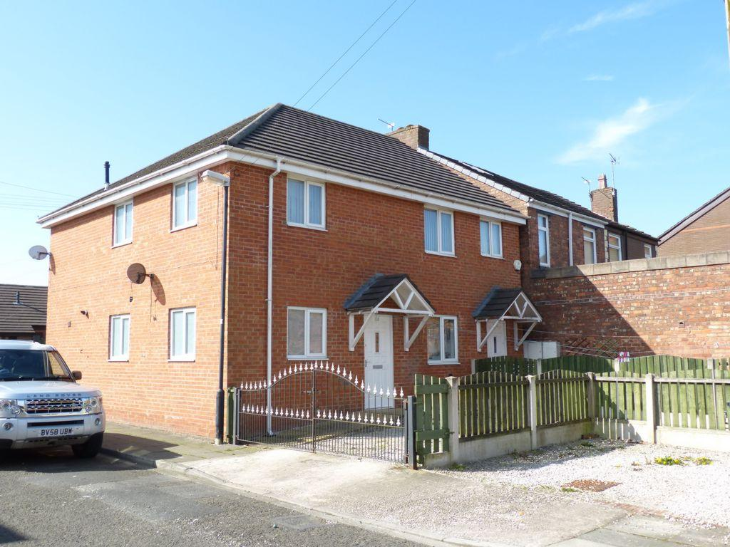 2 Bedrooms Flat for sale in Clayton Street, Skelmersdale, WN8