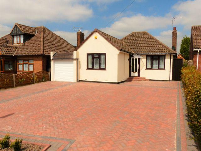 3 Bedrooms Detached Bungalow for sale in Harpur Road,Walsall,West Midlands