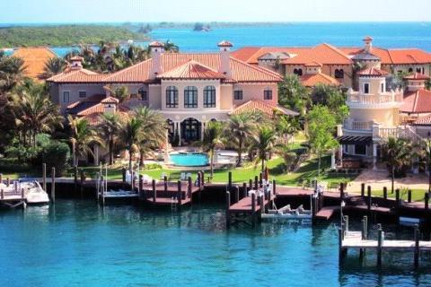 12 bedroom detached house  - Villa Florentine, Ocean Club Estates, Paradise Island