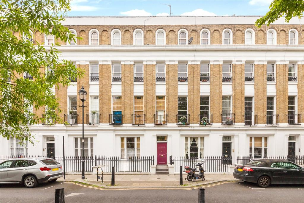 2 Bedrooms Flat for sale in Milner Square, Islington, London