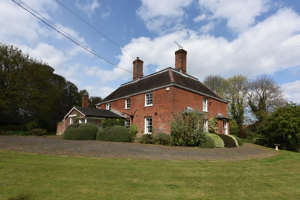 5 Bedrooms Farm House Character Property for sale in Playford, Nr Woodbridge, Suffolk