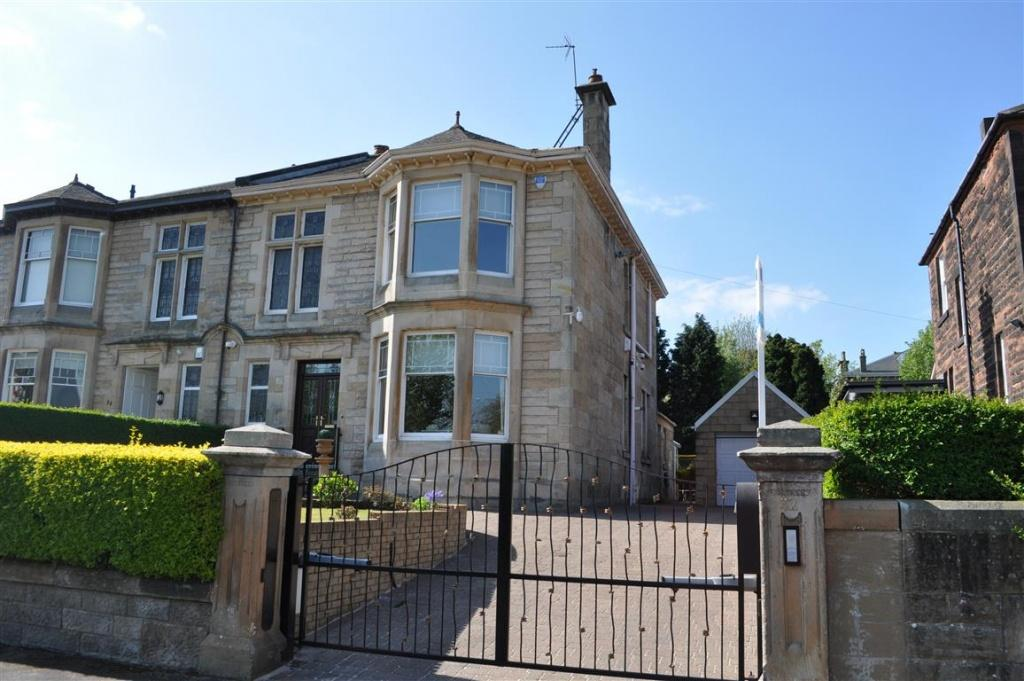 4 Bedrooms Semi Detached House for sale in Beltrees 32 Rowan Road, Dumbreck, G41 5BZ