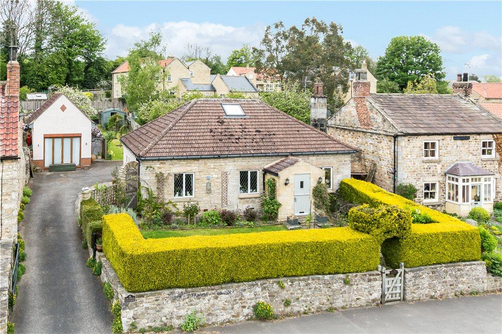 4 Bedrooms Unique Property for sale in Fir Trees Cottage, Main Street, West Tanfield, Ripon
