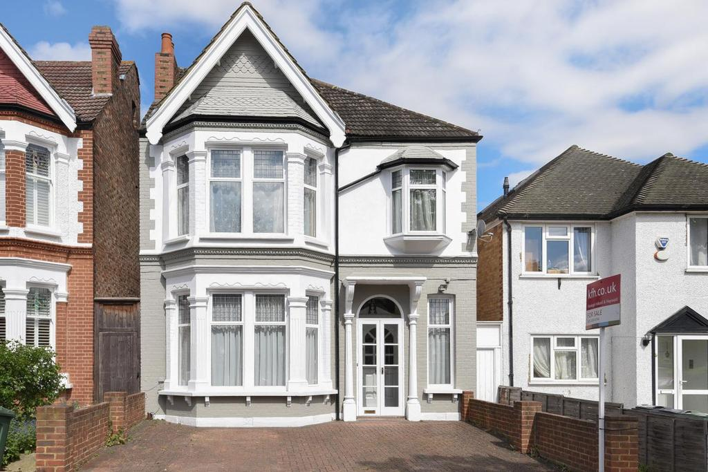 5 Bedrooms Link Detached House for sale in Fontaine Road, Streatham