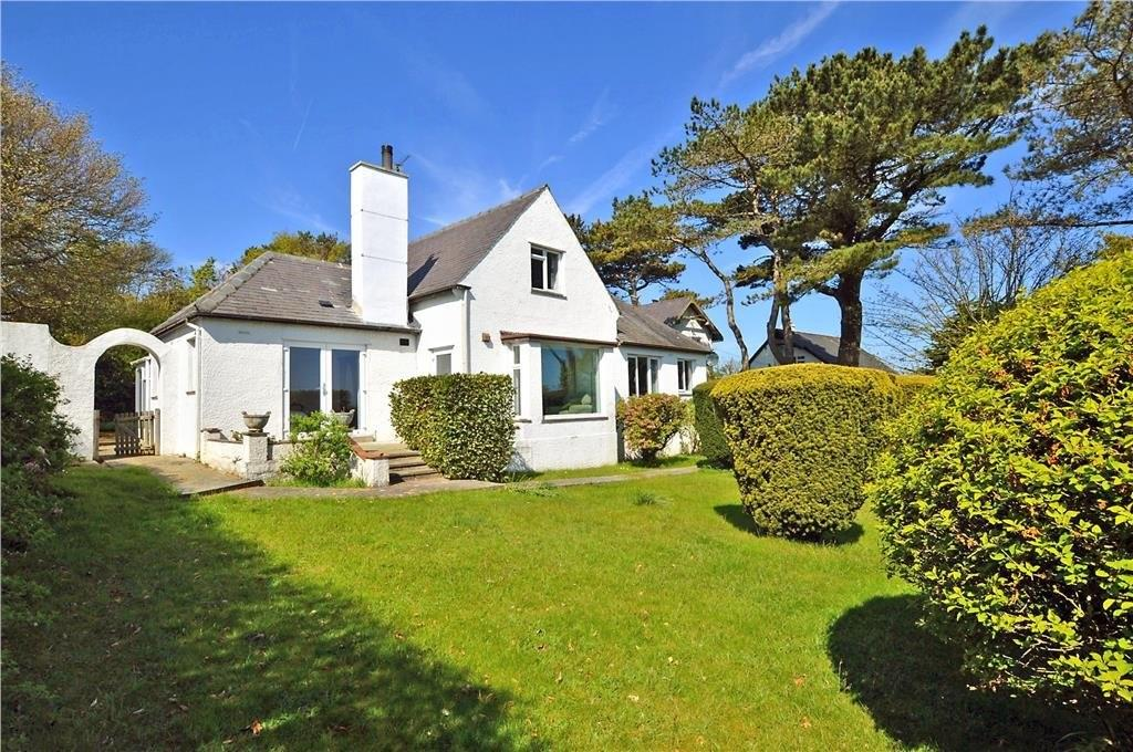 5 Bedrooms Detached House for sale in Coed Carnau, Bull Bay, North Wales