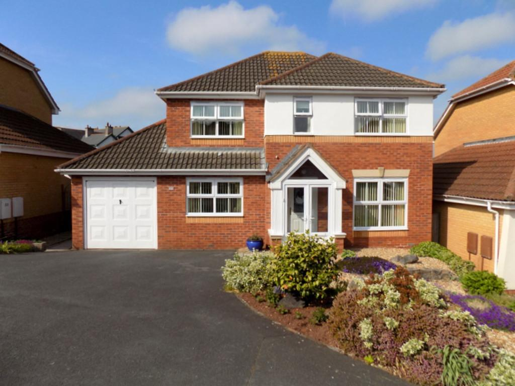 4 Bedrooms Detached House for sale in Regents Gate, Exmouth