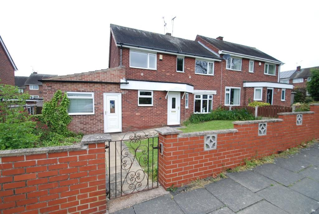 3 Bedrooms Semi Detached House for sale in Grayson Road, Rotherham S61