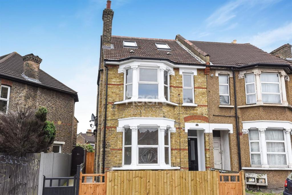 3 Bedrooms Flat for sale in Northcote Road, Croydon, CR0