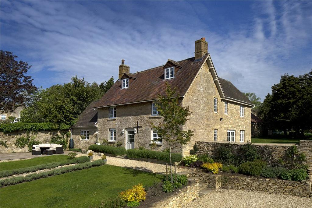 6 Bedrooms Detached House for sale in Church End, Bletchingdon, Kidlington, Oxfordshire, OX5