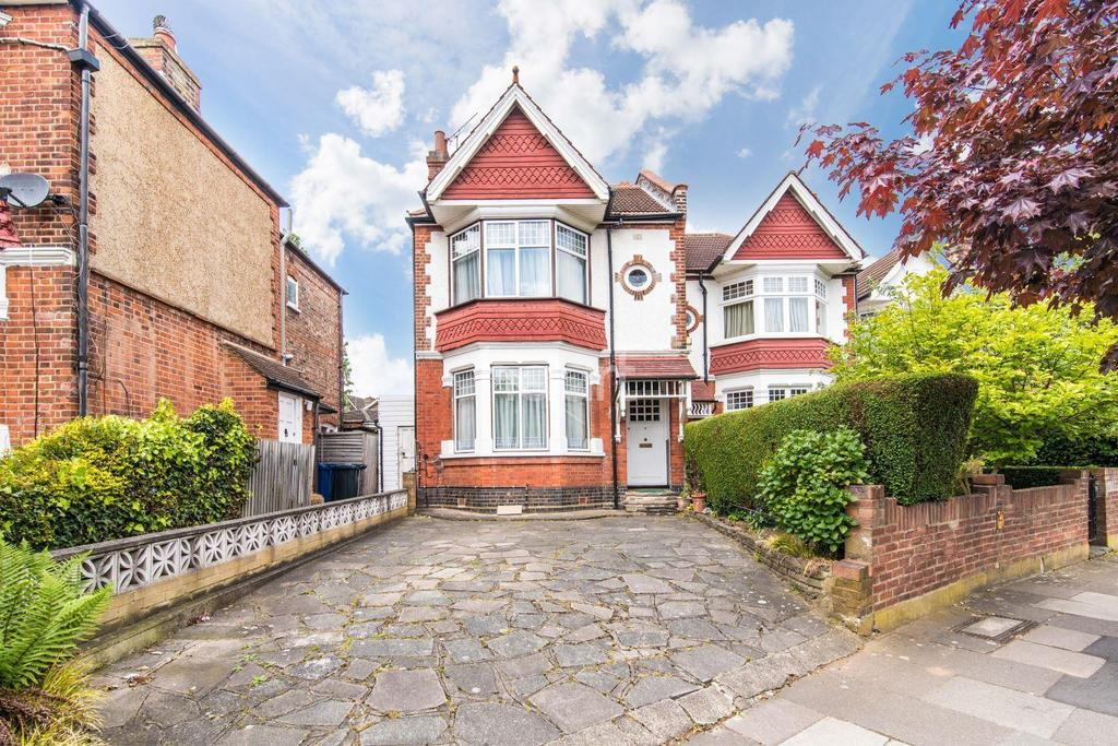 5 Bedrooms End Of Terrace House for sale in Boileau Road, Ealing