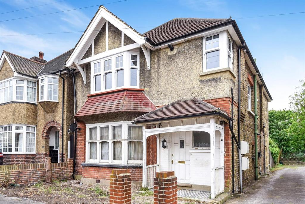 2 Bedrooms Maisonette Flat for sale in Norman Road, Sutton