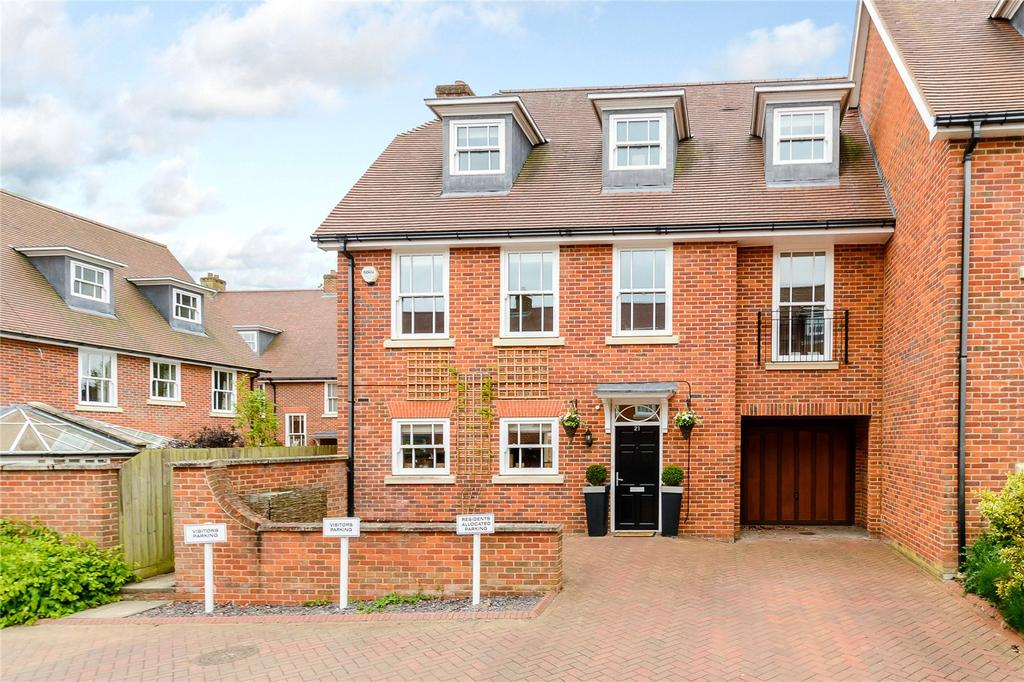5 Bedrooms House for sale in Miller Close, Redbourn, St. Albans, Hertfordshire