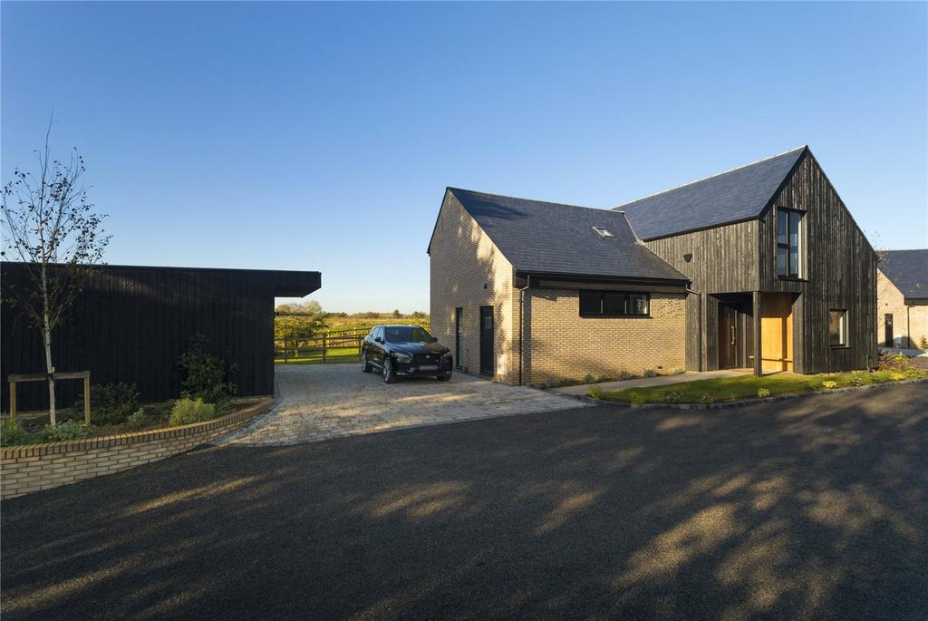 4 Bedrooms Detached House for sale in Unit A The Forstal, Lenham Heath, Maidstone, Kent