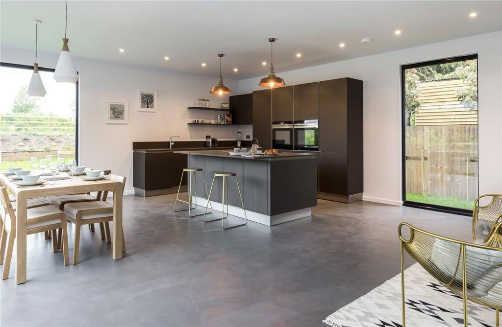 4 Bedrooms Detached House for sale in Unit F The Forstal, Lenham Heath, Maidstone, Kent