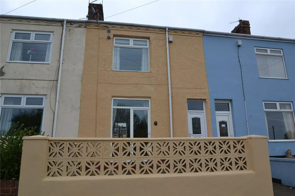 2 Bedrooms Terraced House for sale in East Street, Blackhall Colliery, Hartlepool, TS27
