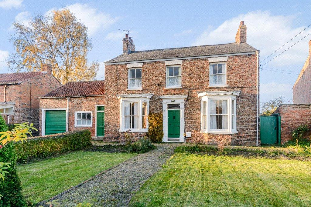 4 Bedrooms Detached House for sale in Main Street, Alne, York, YO61