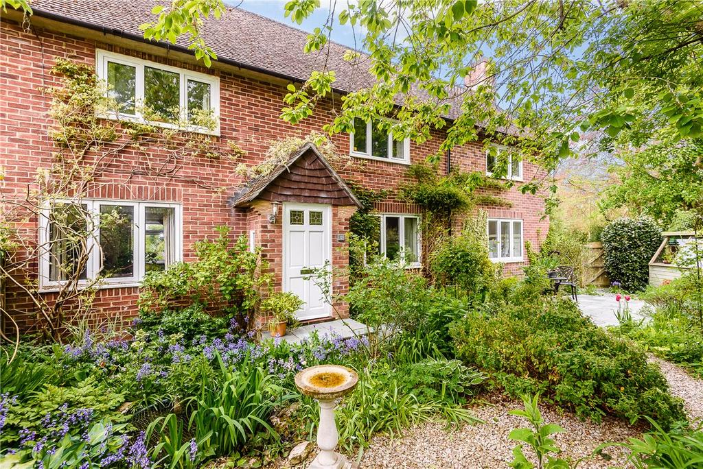 4 Bedrooms Semi Detached House for sale in Southbrook Place, Rook Lane, Micheldever, Winchester, SO21