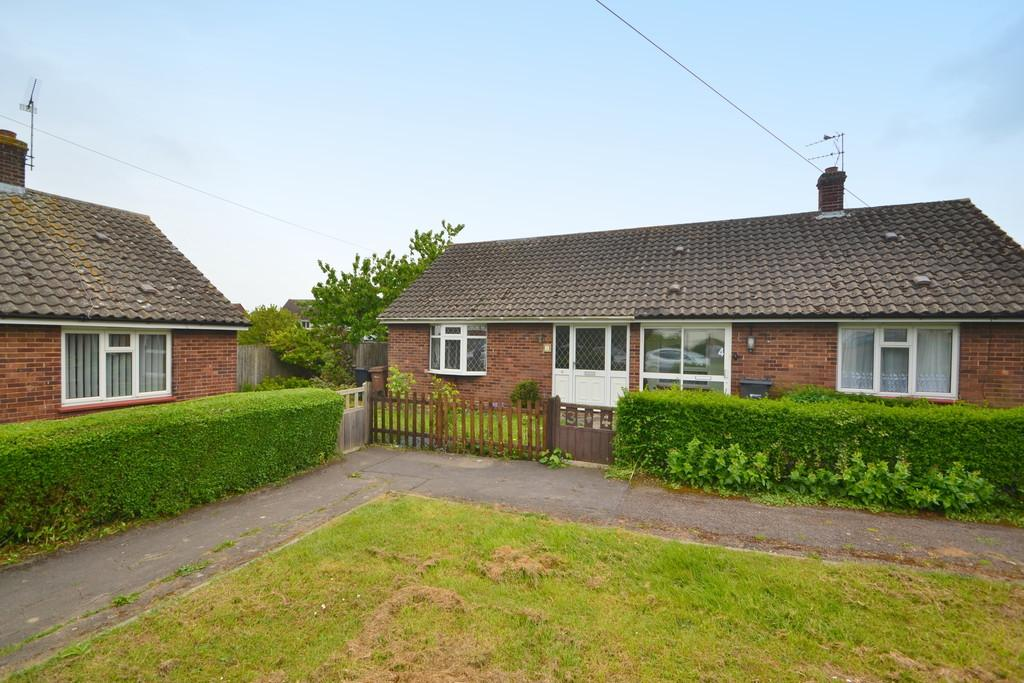 Mill Close Roxwell 2 Bed Semi Detached Bungalow For Sale