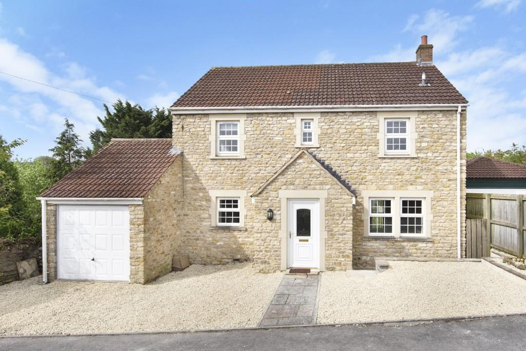 4 Bedrooms Detached House for sale in Garden Cottage