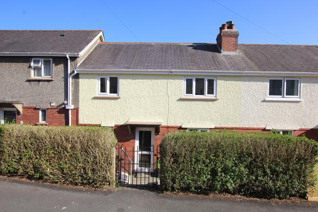 3 Bedrooms Terraced House for sale in Brynhaul Street, Carmarthen, Carmarthenshire