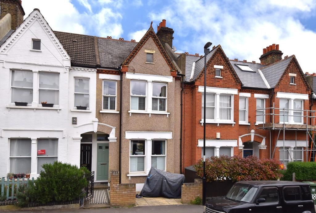 3 Bedrooms Terraced House for sale in Whatman Road SE23