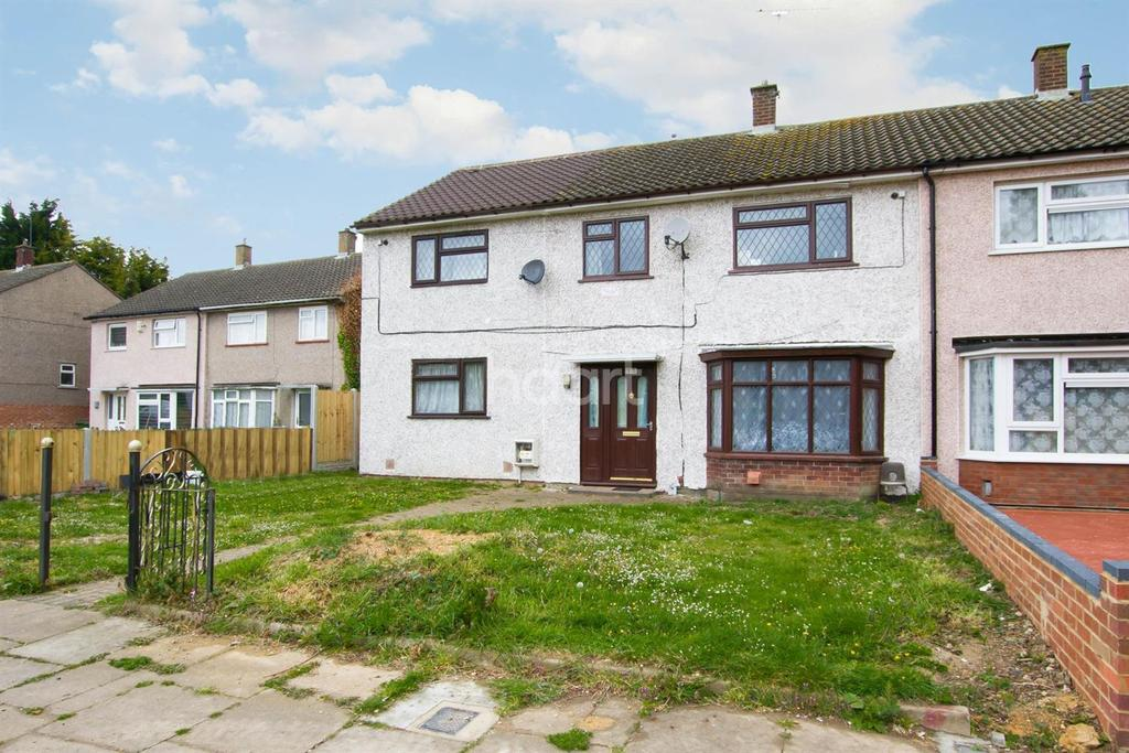5 Bedrooms Semi Detached House for sale in Guernsey Close, Luton