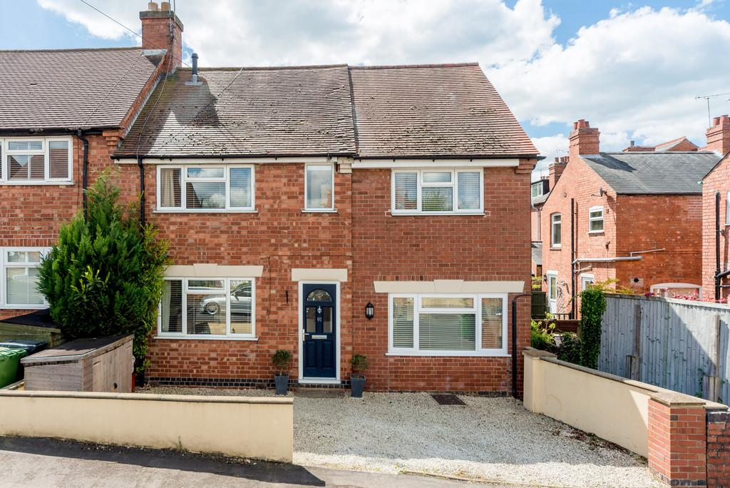4 Bedrooms Semi Detached House for sale in Arthur Street, Kenilworth