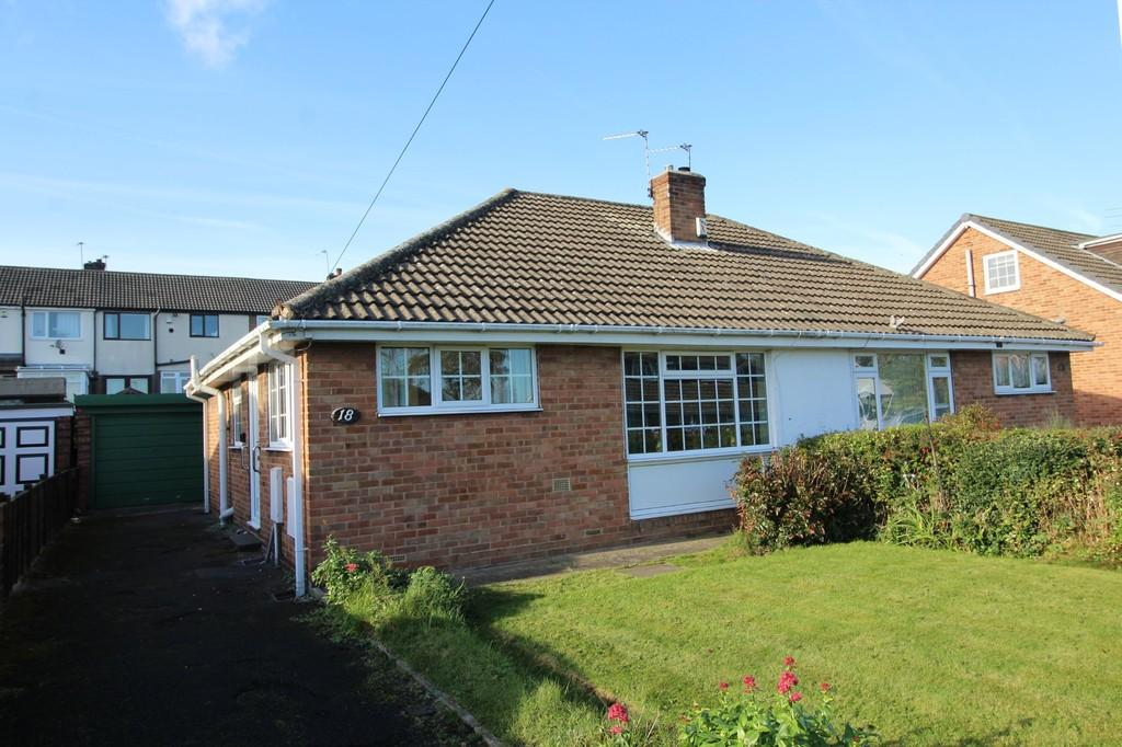 2 Bedrooms Semi Detached House for sale in St. Marys Avenue, Altofts
