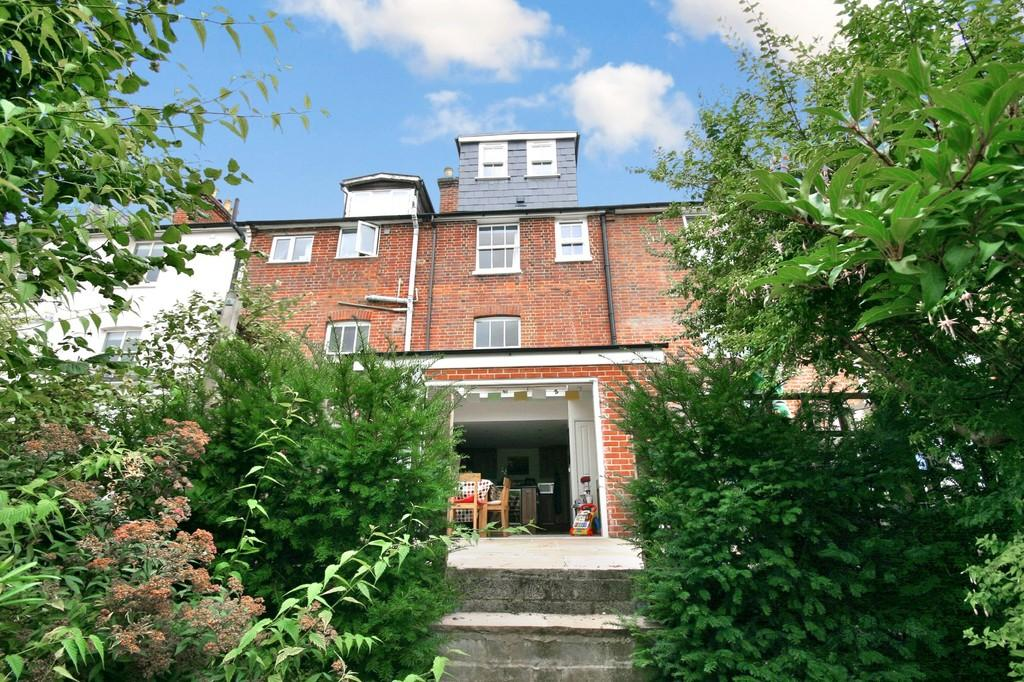 4 Bedrooms Terraced House for sale in North View, Winchester, SO22